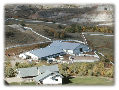 photo of the Cedar Coulee Ranch